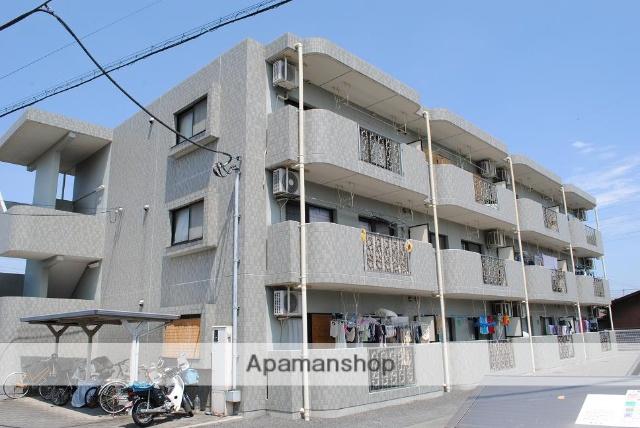埼玉県深谷市、籠原駅徒歩20分の築18年 3階建の賃貸マンション