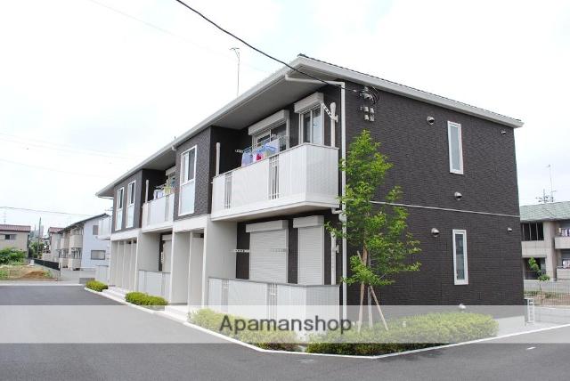 埼玉県深谷市、籠原駅徒歩16分の築6年 2階建の賃貸アパート