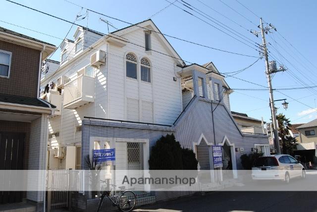 埼玉県熊谷市、籠原駅徒歩20分の築26年 2階建の賃貸アパート