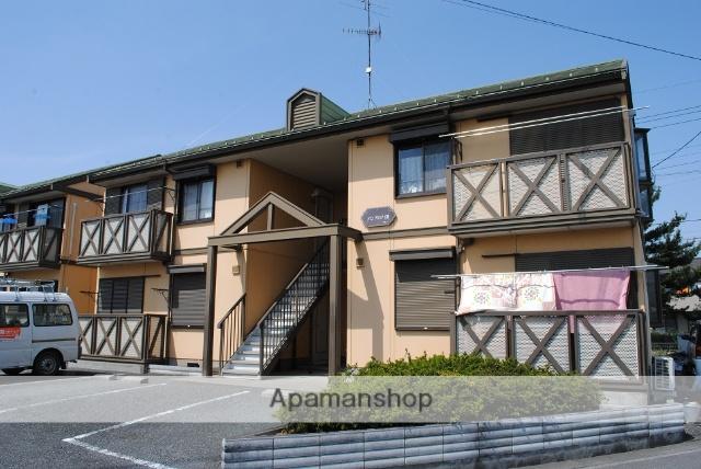 埼玉県熊谷市、籠原駅徒歩15分の築24年 2階建の賃貸アパート