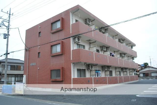 埼玉県深谷市、深谷駅徒歩25分の築11年 3階建の賃貸マンション