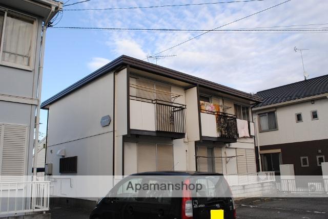埼玉県熊谷市、熊谷駅徒歩21分の築32年 2階建の賃貸アパート