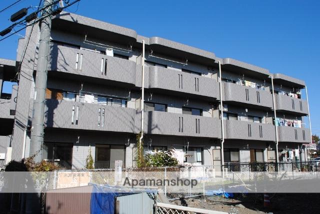 埼玉県熊谷市、熊谷駅徒歩38分の築19年 3階建の賃貸マンション