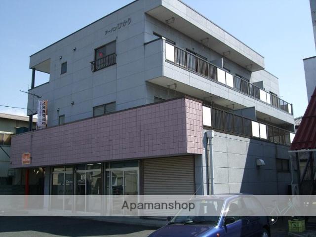 埼玉県熊谷市、籠原駅徒歩15分の築29年 3階建の賃貸アパート