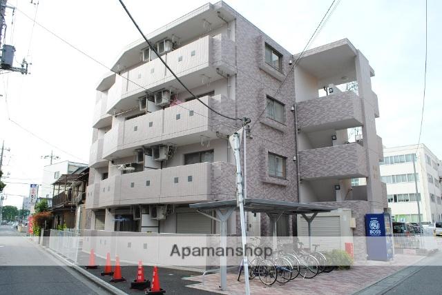 埼玉県熊谷市、熊谷駅徒歩3分の築6年 4階建の賃貸マンション