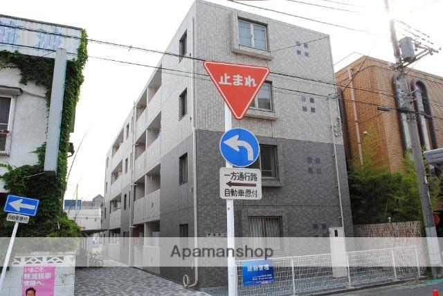 埼玉県熊谷市、熊谷駅徒歩3分の築3年 4階建の賃貸マンション