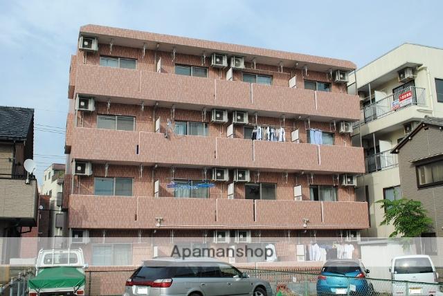 埼玉県熊谷市、熊谷駅徒歩2分の築10年 4階建の賃貸マンション