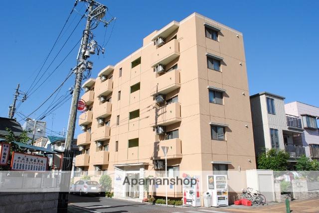 埼玉県熊谷市、熊谷駅徒歩8分の築9年 5階建の賃貸マンション