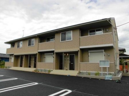 埼玉県熊谷市、籠原駅徒歩10分の築1年 2階建の賃貸アパート