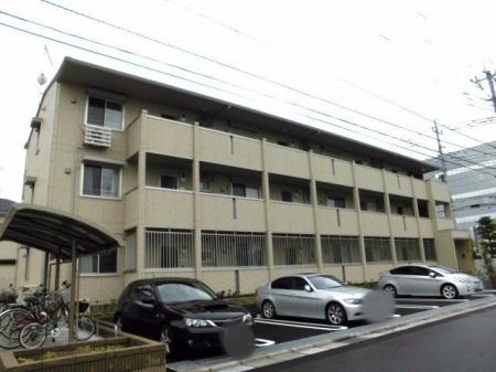 埼玉県深谷市、籠原駅徒歩14分の築2年 3階建の賃貸アパート