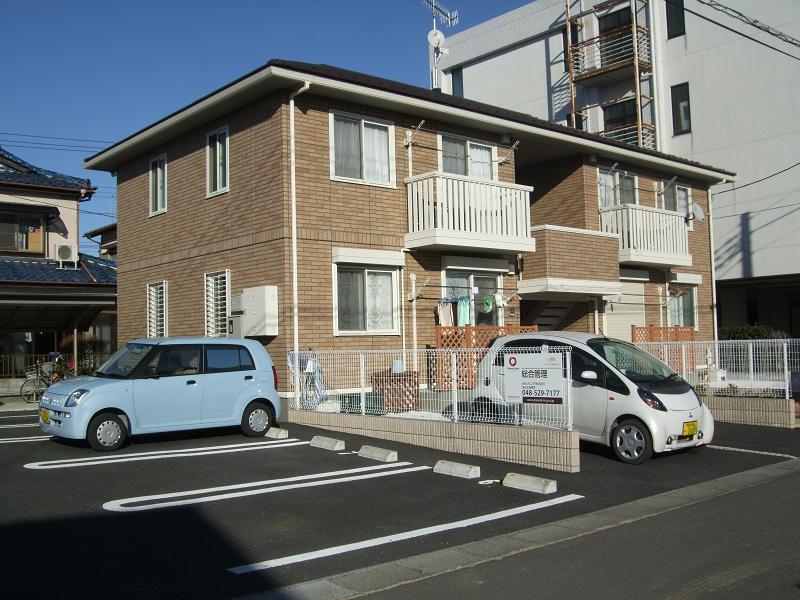 埼玉県深谷市、深谷駅徒歩19分の築7年 2階建の賃貸アパート