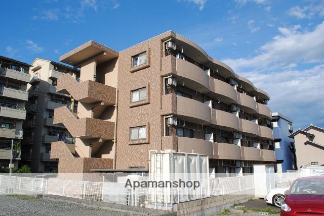 埼玉県熊谷市、熊谷駅徒歩8分の築7年 4階建の賃貸マンション