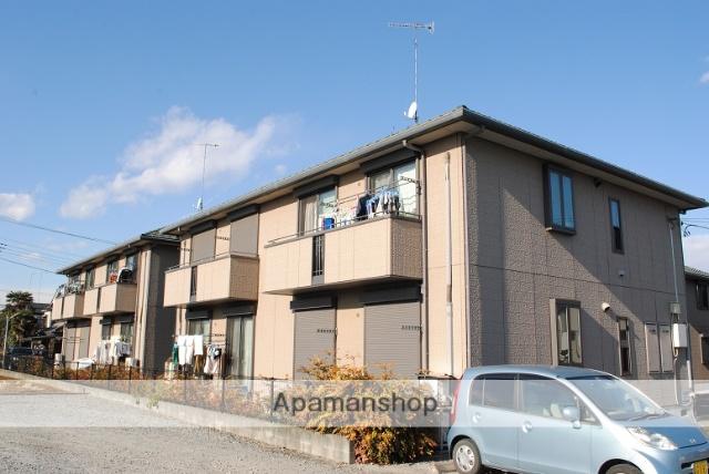 埼玉県深谷市、深谷駅徒歩23分の築15年 2階建の賃貸アパート