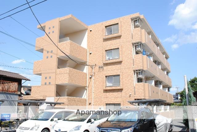 埼玉県熊谷市、熊谷駅徒歩8分の築6年 4階建の賃貸マンション