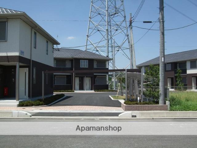 埼玉県熊谷市、籠原駅徒歩22分の築4年 2階建の賃貸アパート