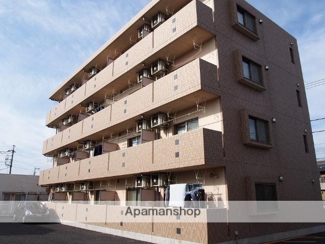 埼玉県深谷市、深谷駅徒歩13分の築12年 4階建の賃貸マンション