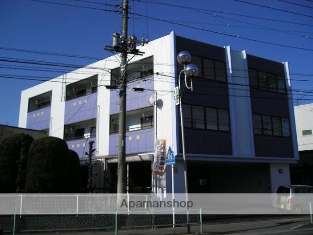 埼玉県熊谷市、籠原駅徒歩7分の築10年 3階建の賃貸マンション
