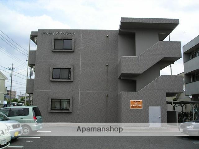 埼玉県熊谷市、籠原駅徒歩15分の築16年 3階建の賃貸マンション