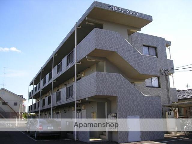 埼玉県深谷市、深谷駅徒歩20分の築19年 3階建の賃貸マンション