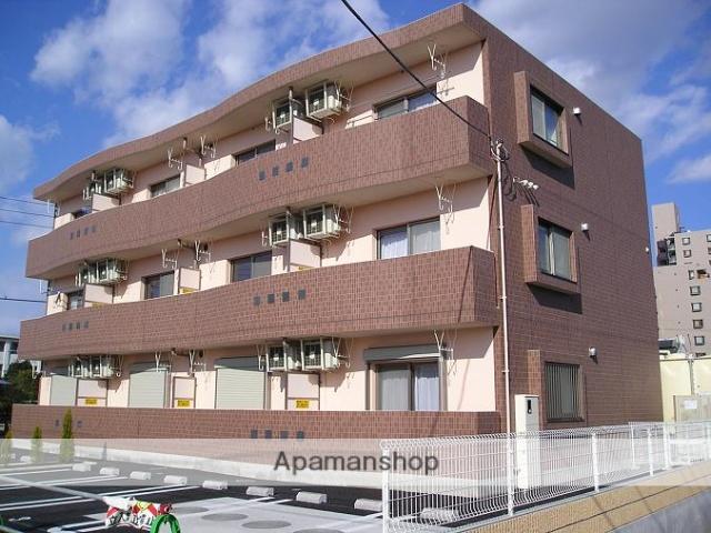 埼玉県深谷市、籠原駅徒歩10分の築10年 3階建の賃貸マンション