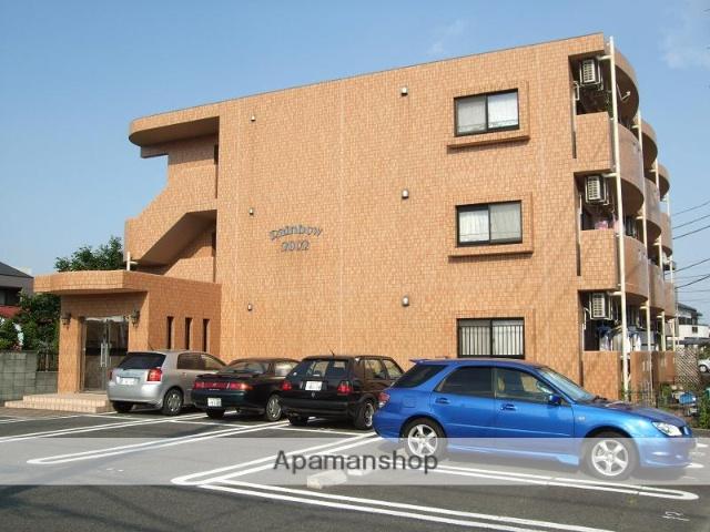 埼玉県熊谷市、籠原駅徒歩15分の築14年 3階建の賃貸マンション