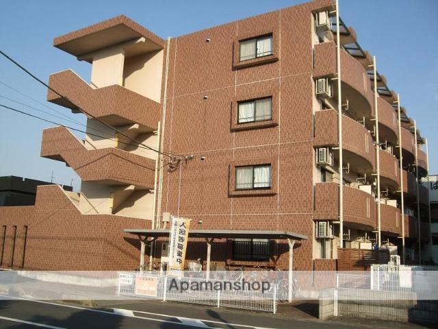 埼玉県熊谷市、籠原駅徒歩10分の築15年 4階建の賃貸マンション