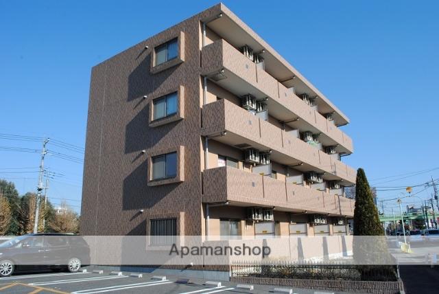 埼玉県深谷市、深谷駅徒歩15分の築10年 4階建の賃貸マンション