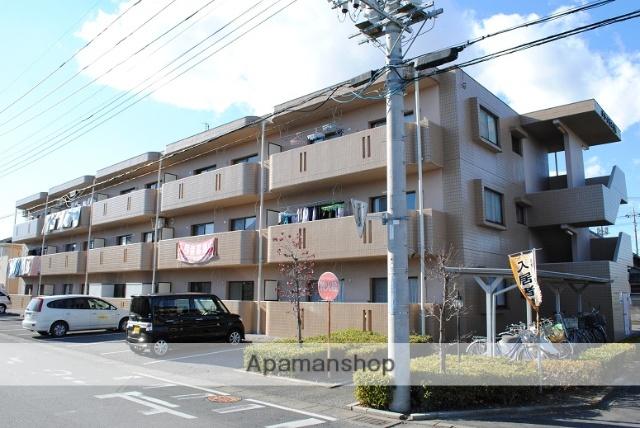 埼玉県深谷市、深谷駅徒歩25分の築20年 3階建の賃貸マンション