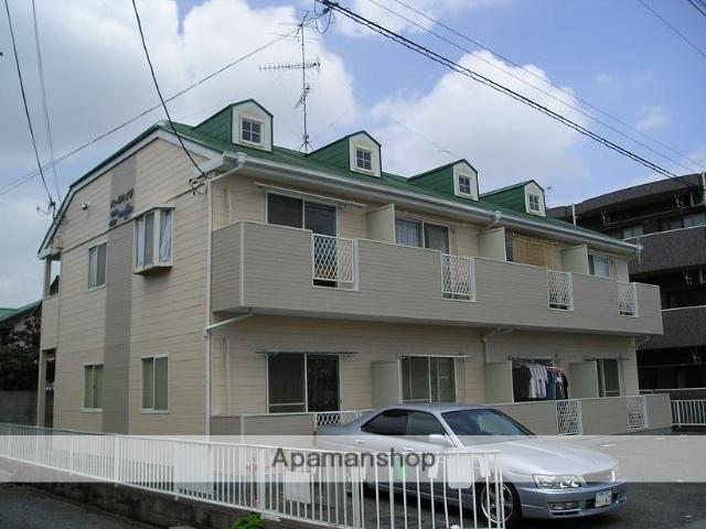 埼玉県深谷市、深谷駅徒歩20分の築27年 2階建の賃貸アパート
