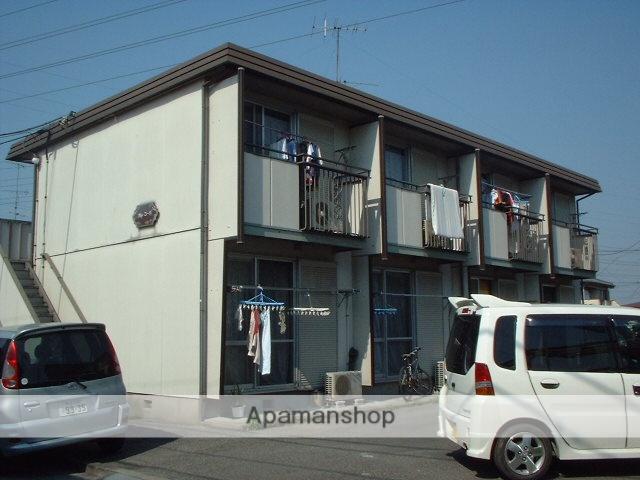 埼玉県熊谷市、熊谷駅徒歩25分の築28年 2階建の賃貸アパート