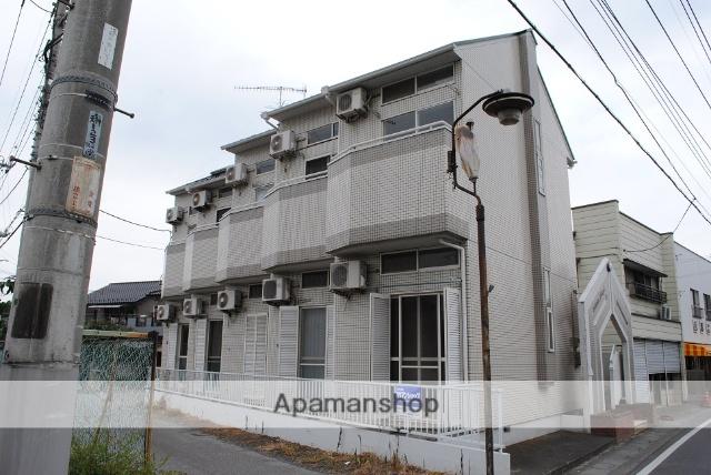 埼玉県深谷市、深谷駅徒歩15分の築26年 2階建の賃貸アパート
