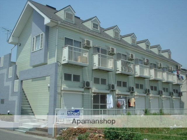 埼玉県熊谷市、熊谷駅徒歩10分の築27年 2階建の賃貸アパート