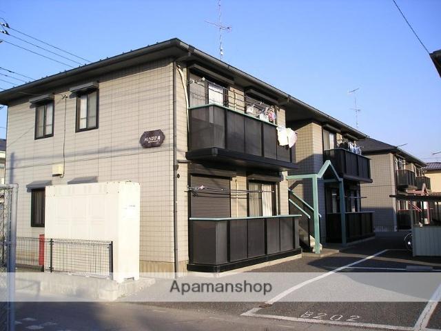 埼玉県深谷市、深谷駅徒歩15分の築18年 2階建の賃貸アパート