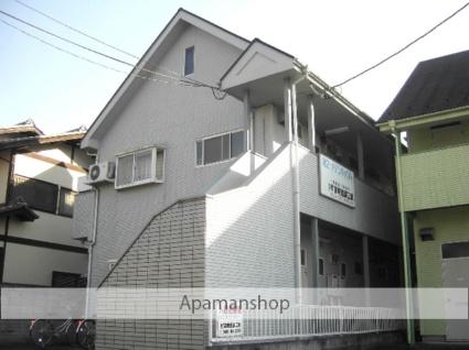 埼玉県鶴ヶ島市、若葉駅徒歩29分の築25年 2階建の賃貸アパート