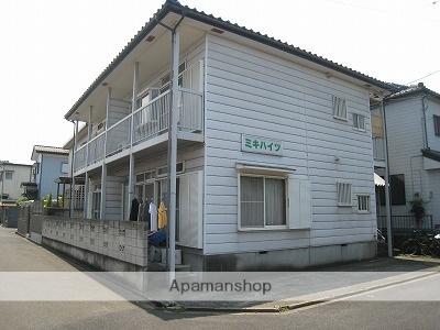 埼玉県川越市、的場駅徒歩20分の築29年 2階建の賃貸アパート