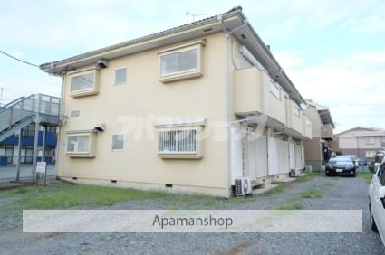 埼玉県坂戸市、若葉駅徒歩42分の築22年 2階建の賃貸アパート