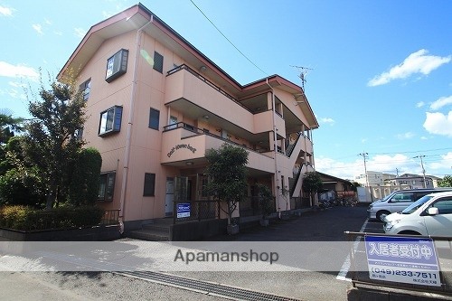 埼玉県川越市、的場駅徒歩5分の築27年 3階建の賃貸マンション