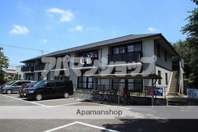 埼玉県川越市、鶴ヶ島駅徒歩7分の築20年 2階建の賃貸アパート