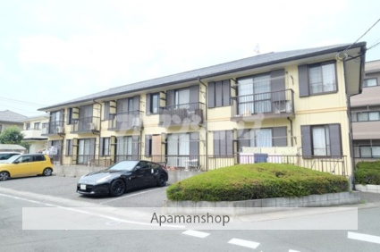 埼玉県坂戸市、坂戸駅徒歩20分の築24年 2階建の賃貸アパート