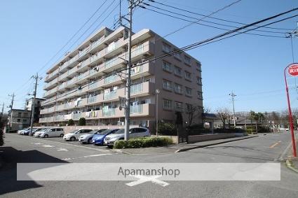 埼玉県鶴ヶ島市、鶴ヶ島駅徒歩23分の築28年 7階建の賃貸マンション