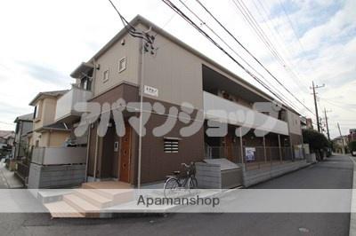 埼玉県川越市、的場駅徒歩13分の築2年 2階建の賃貸アパート