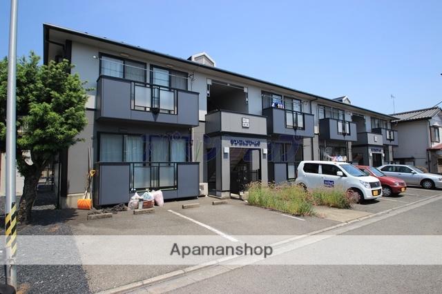 埼玉県川越市、霞ヶ関駅徒歩29分の築24年 2階建の賃貸アパート