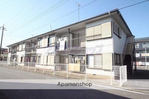 埼玉県鶴ヶ島市、坂戸駅徒歩17分の築31年 2階建の賃貸アパート