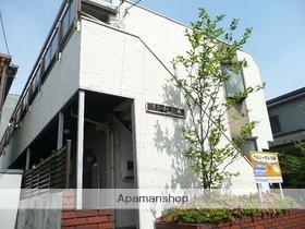 埼玉県川越市、鶴ヶ島駅徒歩8分の築29年 2階建の賃貸アパート