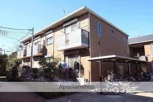 埼玉県川越市、的場駅徒歩24分の築9年 2階建の賃貸アパート
