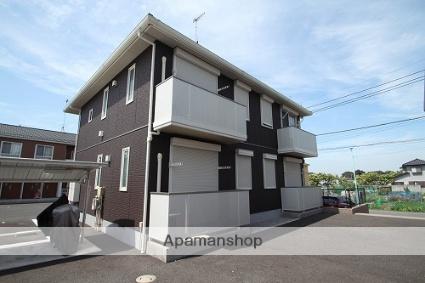 埼玉県川越市、霞ヶ関駅徒歩25分の築8年 2階建の賃貸アパート
