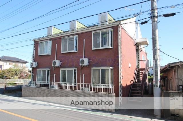 埼玉県川越市、的場駅徒歩8分の築27年 2階建の賃貸アパート