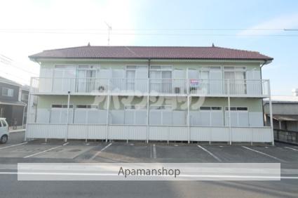 埼玉県鶴ヶ島市、鶴ヶ島駅徒歩30分の築25年 2階建の賃貸アパート