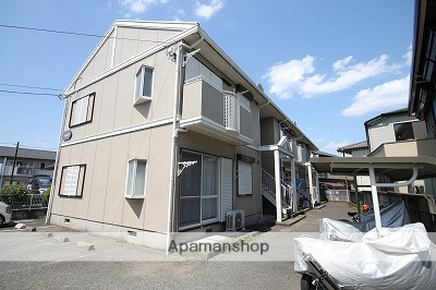 埼玉県川越市、的場駅徒歩12分の築24年 2階建の賃貸アパート