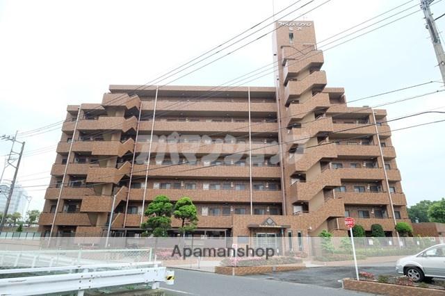埼玉県鶴ヶ島市、若葉駅徒歩16分の築26年 7階建の賃貸マンション